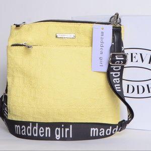 !**MaddenGirl**Yellow Crossbody